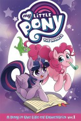 Seven Seas Entertainment's My Little Pony: The Manga Soft Cover # 1
