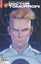 Valiant Entertainment's Doctor Tomorrow Issue # 4b