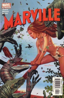 Marvel MARVILLE #1 of 6 Comic Book