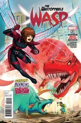 Marvel Comics's Unstoppable Wasp Issue # 3