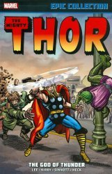 Marvel's Thor: Epic Collection TPB # 1