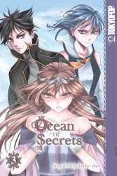 TokyoPop/Mixx's Ocean of Secrets Soft Cover # 3