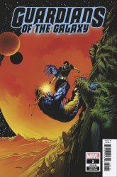 Marvel Comics's Guardians of the Galaxy Issue # 1f