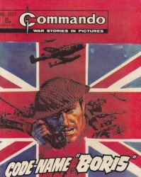 D.C. Thomson & Co.'s Commando: War Stories in Pictures Issue # 1077