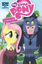 IDW Publishing's My Little Pony: Friends Forever Issue # 10