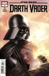 Marvel Comics's Star Wars: Darth Vader Issue # 4