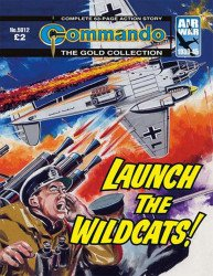D.C. Thomson & Co.'s Commando: For Action and Adventure Issue # 5012