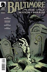 Dark Horse's Baltimore: The Witch of Harju Issue # 2