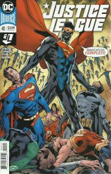 DC Comics's Justice League Issue # 41