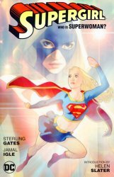 DC Comics's Supergirl: Who Is Superwoman TPB # 1b