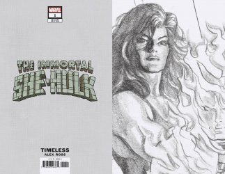 Marvel Comics's Immortal She-Hulk Issue # 1e