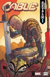 Marvel Comics's Cable Issue # 6b