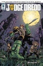 IDW Publishing's Judge Dredd Issue # 9sub