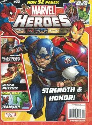 Redan's Marvel Heroes Issue # 33