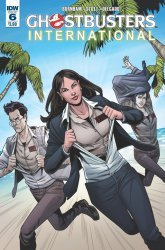 IDW Publishing's Ghostbusters International Issue # 6