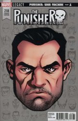 Marvel Comics's The Punisher Issue # 218c
