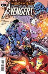 Marvel Comics's Avengers Issue # 20