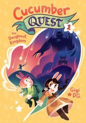 First Second Books's Cucumber Quest Hard Cover # 1