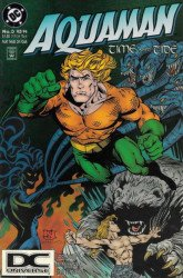 DC Comics's Aquaman: Time & Tide Issue # 3b