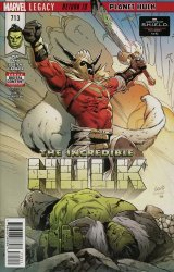 Marvel Comics's The Incredible Hulk Issue # 713