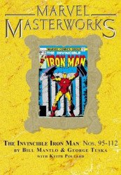 Marvel Comics's Marvel Masterworks: Invincible Iron Man Hard Cover # 12b