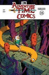 KaBOOM!'s Adventure Time Comics Issue # 25b