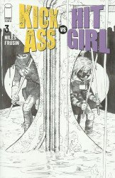 Image Comics's Kick-Ass vs Hit-Girl Issue # 3b