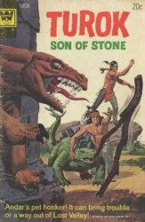 Gold Key's Turok, Son of Stone Issue # 89whitman