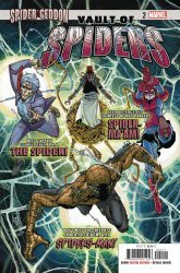 Marvel Comics's Vault of Spiders Issue # 2