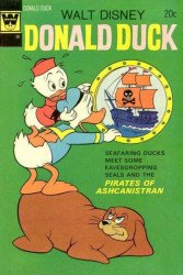 Gold Key's Donald Duck Issue # 156whitman