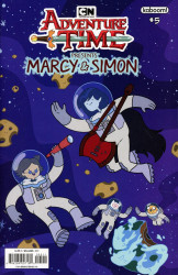 KaBOOM!'s Adventure Time: Marcy & Simon Issue # 5
