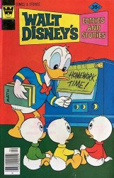 Gold Key's Walt Disney's Comics and Stories Issue # 451whitman