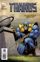Marvel Comics's Thanos Issue # 7