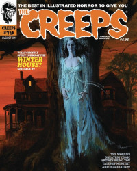 Warrant Publishing's The Creeps Issue # 19
