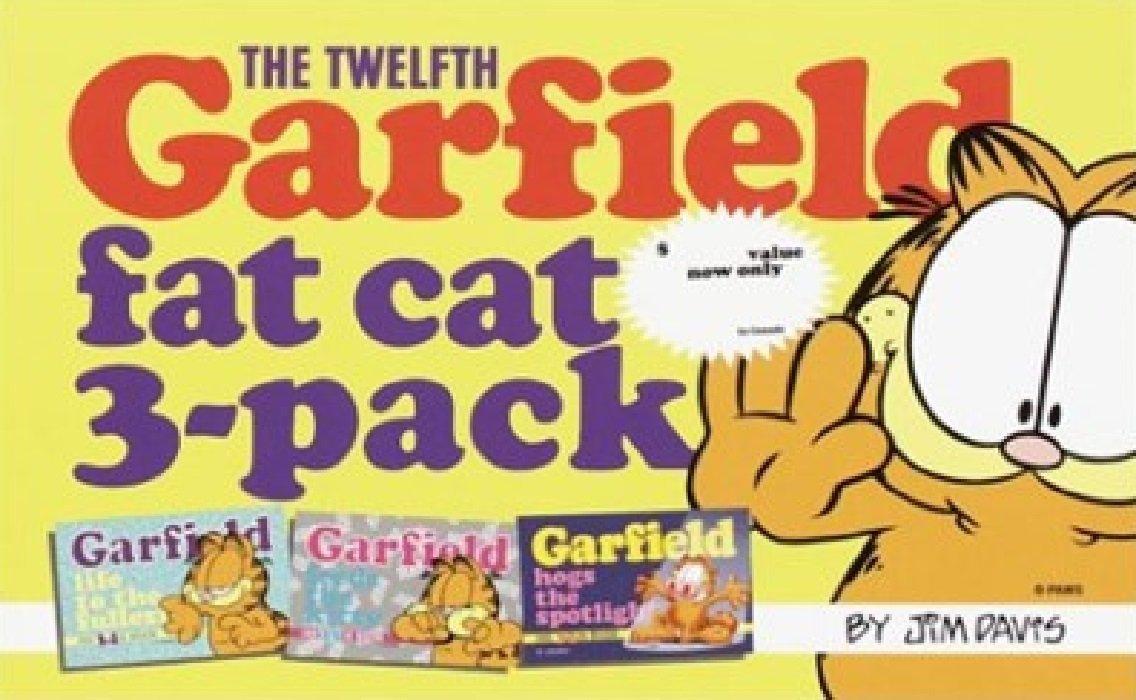 Garfield Fat Cat 3-Pack (Book 6) by Davis, Jim