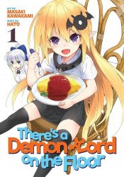 Seven Seas Entertainment's There's A Demon Lord On The Floor Soft Cover # 1