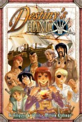 Seven Seas Entertainment's Destiny's Hand Omnibus: Ultimate Pirate Collection Soft Cover # 1