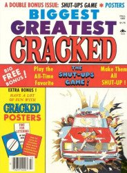 Major Magazines's Biggest Greatest Cracked Issue # 19