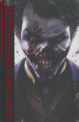 DC Comics's DCeased Hard Cover # 1lcsd