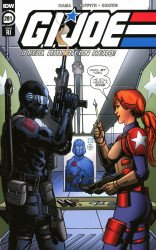 IDW Publishing's G.I. Joe: A Real American Hero Issue # 281ri
