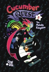 First Second Books's Cucumber Quest Soft Cover # 3