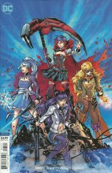 DC Comics's RWBY Issue # 1b