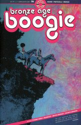 Ahoy Comics's Bronze Age Boogie Issue # 4