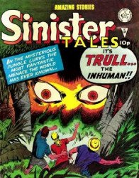 Alan Class & Company's Sinister Tales Issue # 131