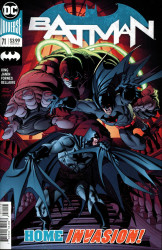 DC Comics's Batman Issue # 71