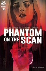 AfterShock Comics's Phantom On The Scan Issue # 2