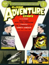 Dragon Lady Press's Classic Adventure Strips Issue # 7
