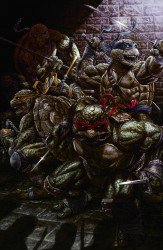 IDW Publishing's Teenage Mutant Ninja Turtles Issue # 84sdcc/scotts
