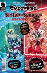 Dark Horse Comics's Empowered and Sistah Spooky's High School Hell Issue # 3