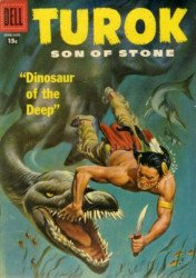 Dell Publishing Co.'s Turok, Son of Stone Issue # 8b